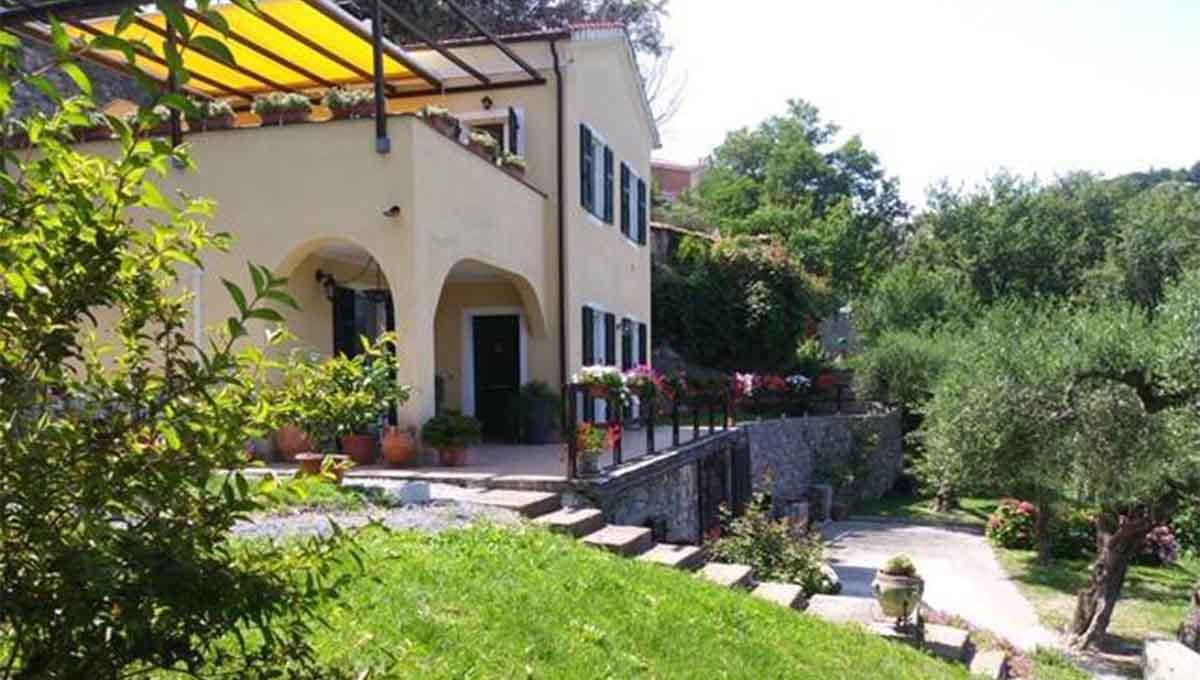Villa unifamiliare, ottimo stato, 150 mq, Finale Ligure